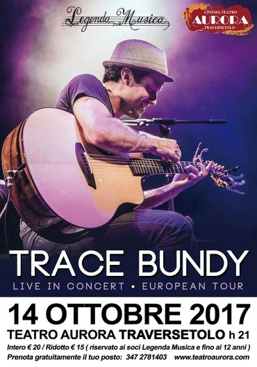 Trace Bundy in concerto