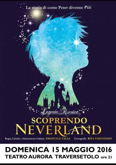 Saggi Legenda Musica - SCOPRENDO NEVERLAND