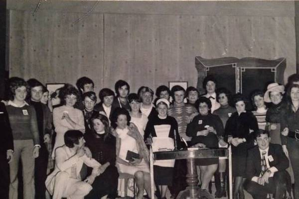 'Come le foglie' di Giacosa - Centro turistico giovanile - 1971
