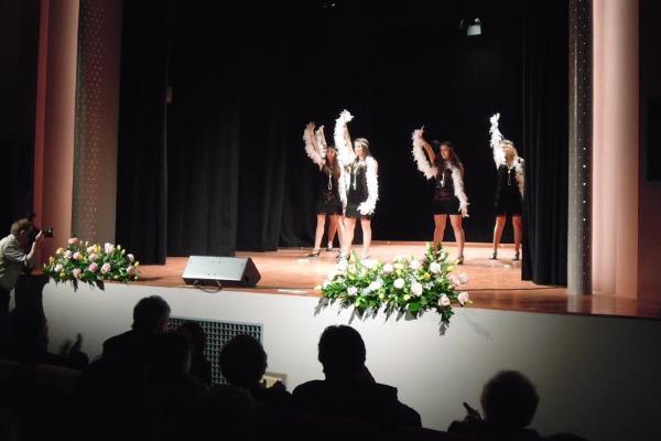Inaugurazione: Ballerine