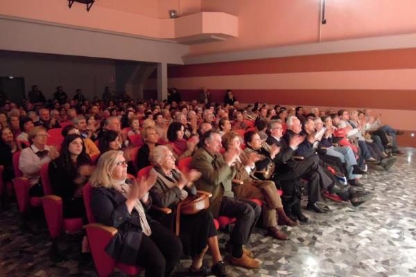 Inaugurazione: Pubblico